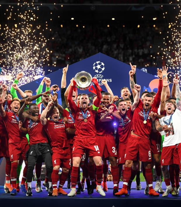 2019-20 Champions League preview
