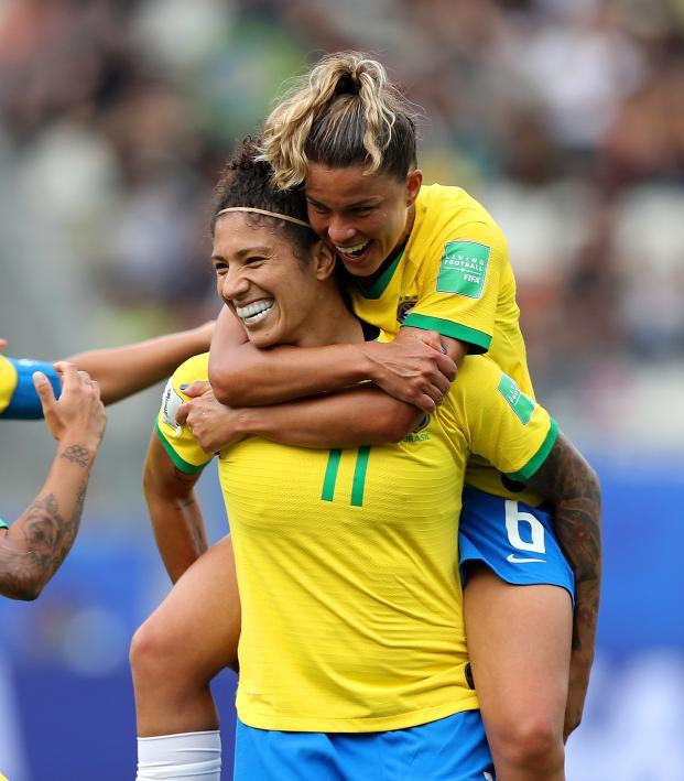 Brazil vs Jamaica Women's World Cup highlights