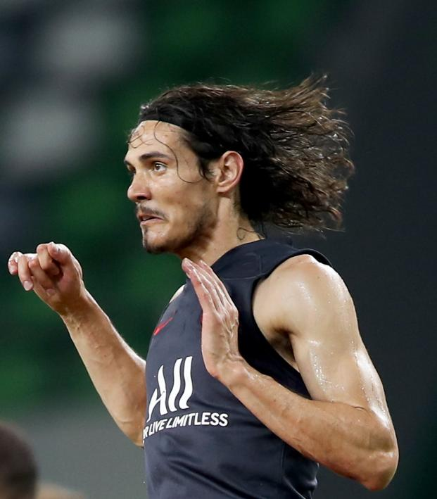 Are The La Galaxy Replacing Zlatan With Edinson Cavani