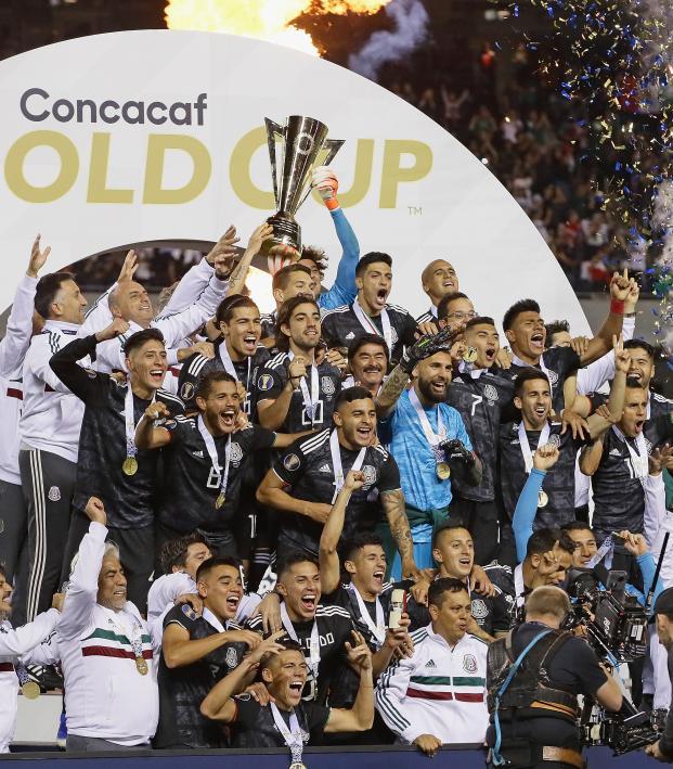 Dónde ver la Copa Oro 2021