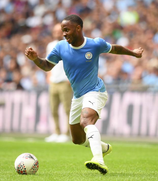 Íncubo azufre artería  Raheem Sterling Considers Air Jordan Deal Worth 120 Million