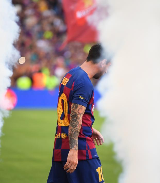 Lionel Messi interview 2019