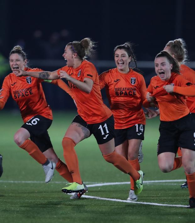Glasgow City American players
