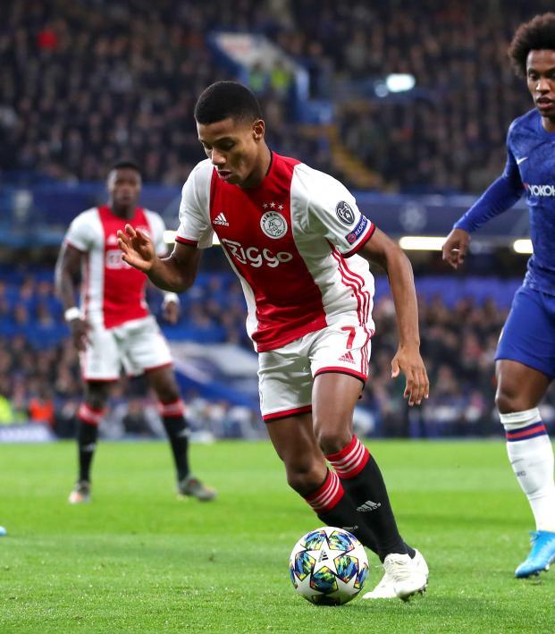 Next Ajax stars