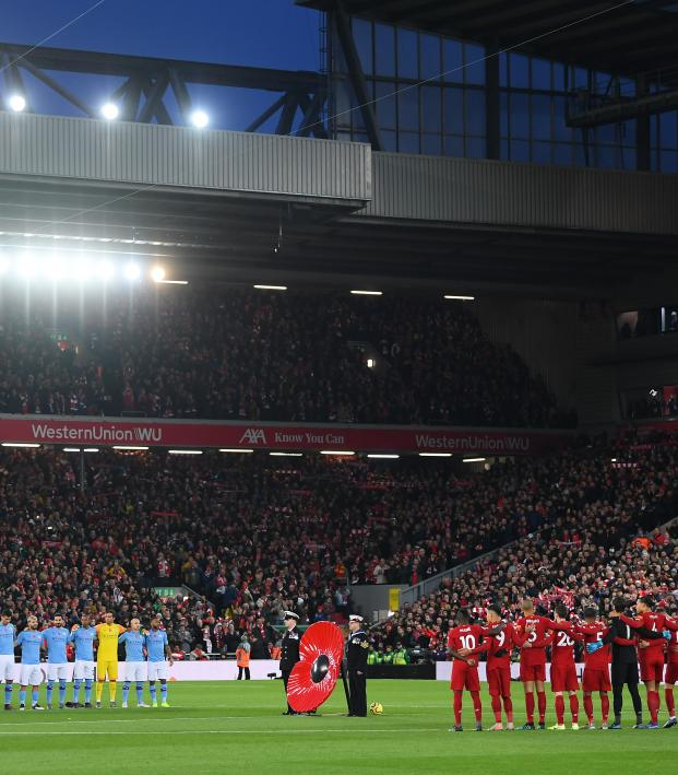Liverpool vs Man City highlights 2019-20 Premier League