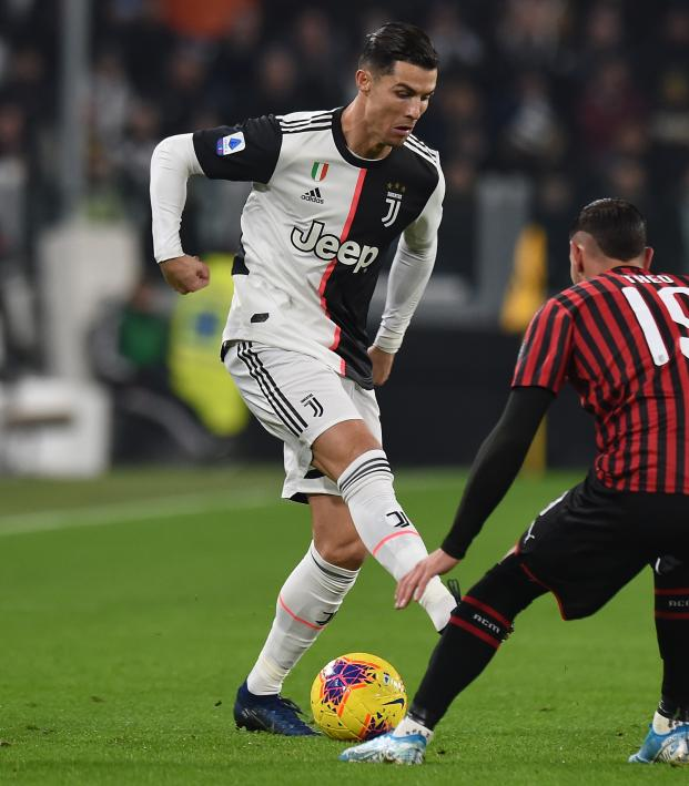 Cristiano Ronaldo evolution
