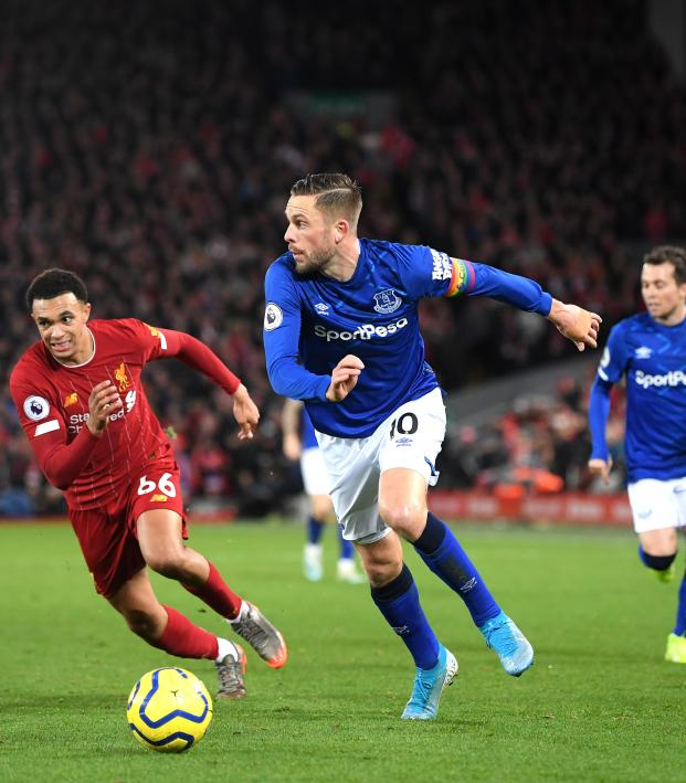 Merseyside Derby at Goodison Park