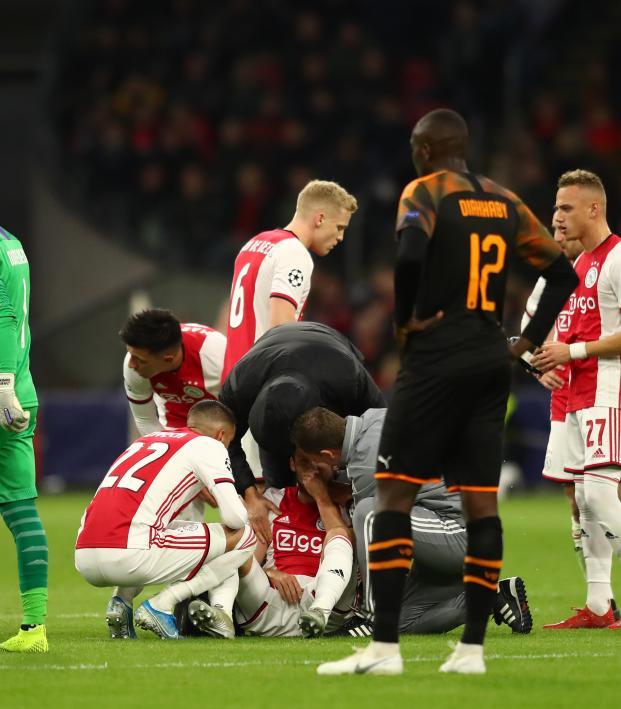 Ajax vs Valencia Highlights