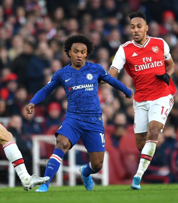 Willian Arsenal transfer details
