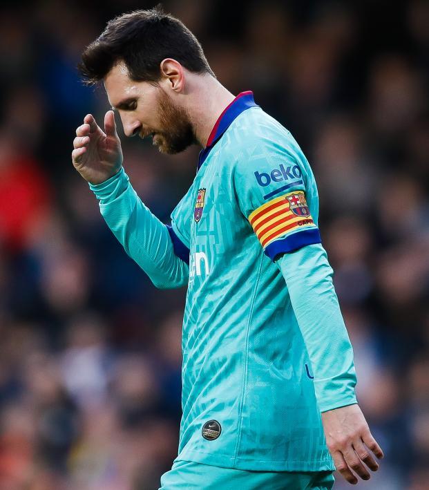 Abidal Upsets Messi