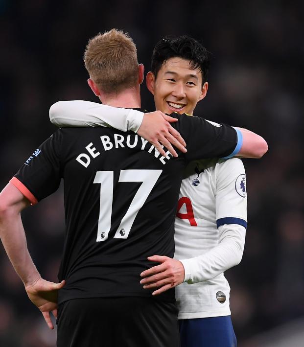 Tottenham vs Manchester City TV USA