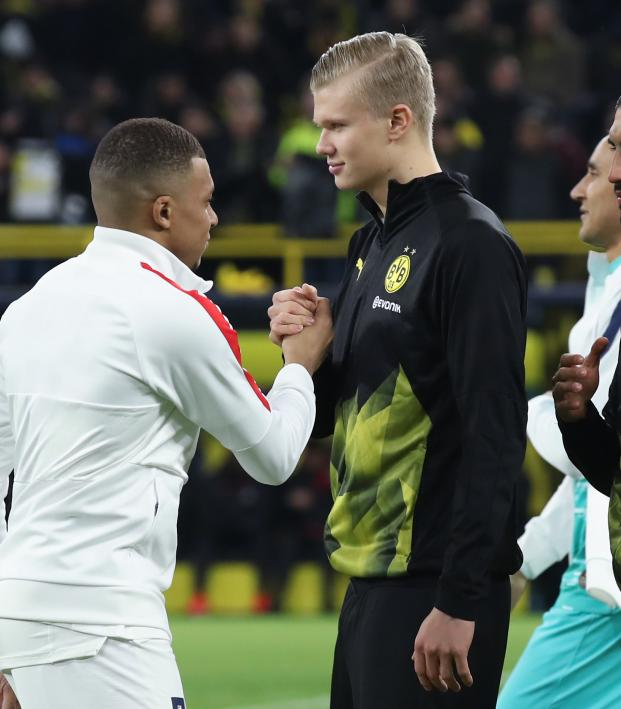 PSG vs Borussia Dortmund