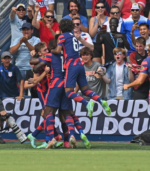 Fastest goal in USA history