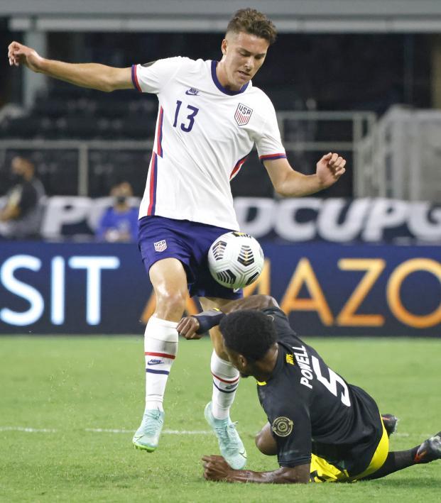 Matthew Hoppe goal vs Jamaica