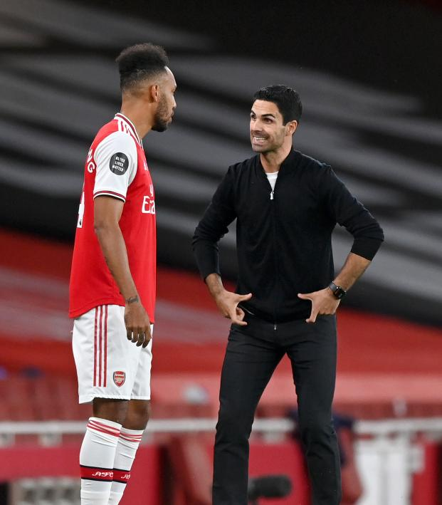 Mikel Arteta Arsenal rebuild