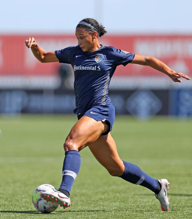 fastest women's soccer players