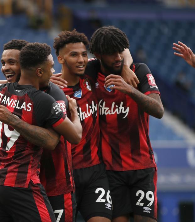 Bournemouth relegation