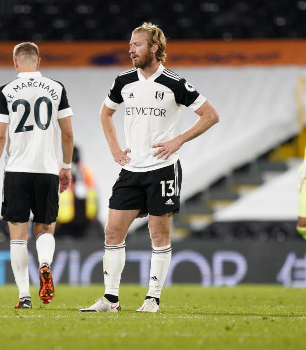 Fulham's Tim Ream