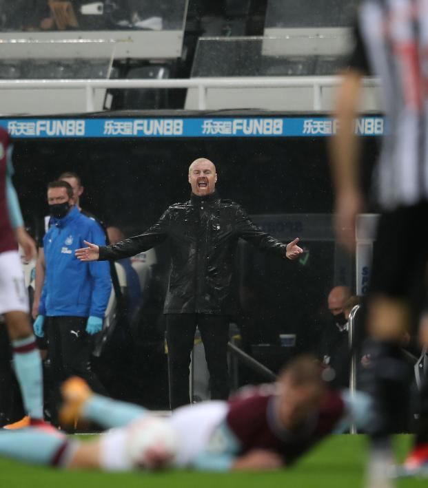 Burnley relegation odds