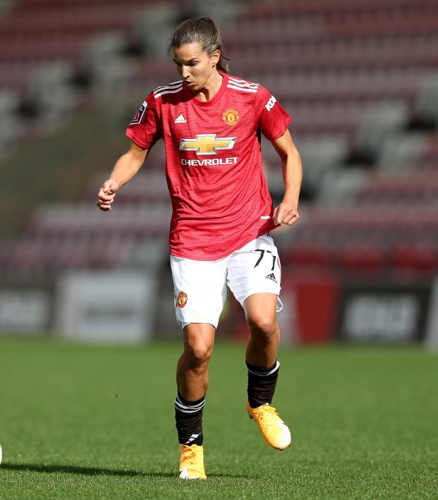 Tobin Heath Manchester United