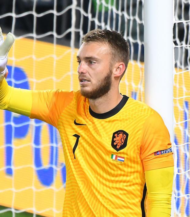 Netherlands Goalkeeper Tests Positive For Covid