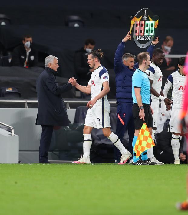 Gareth Bale Europa League