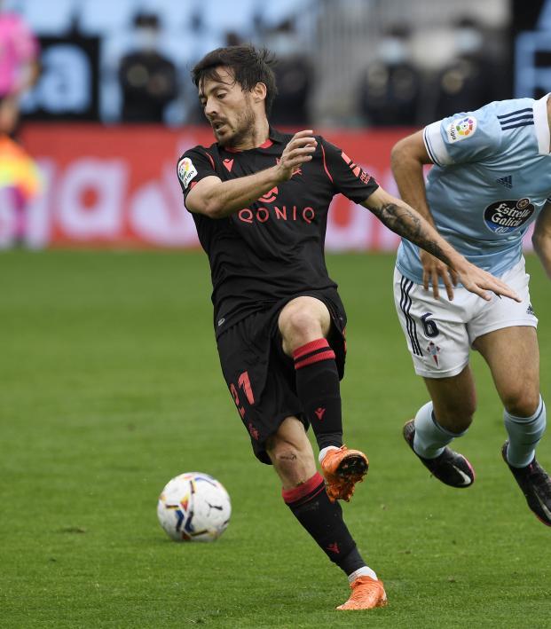 David Silva Real Sociedad goal