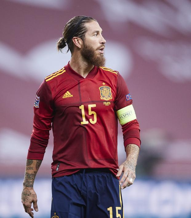 Spain's Euro 2020 Squad Won't Feature Sergio Ramos