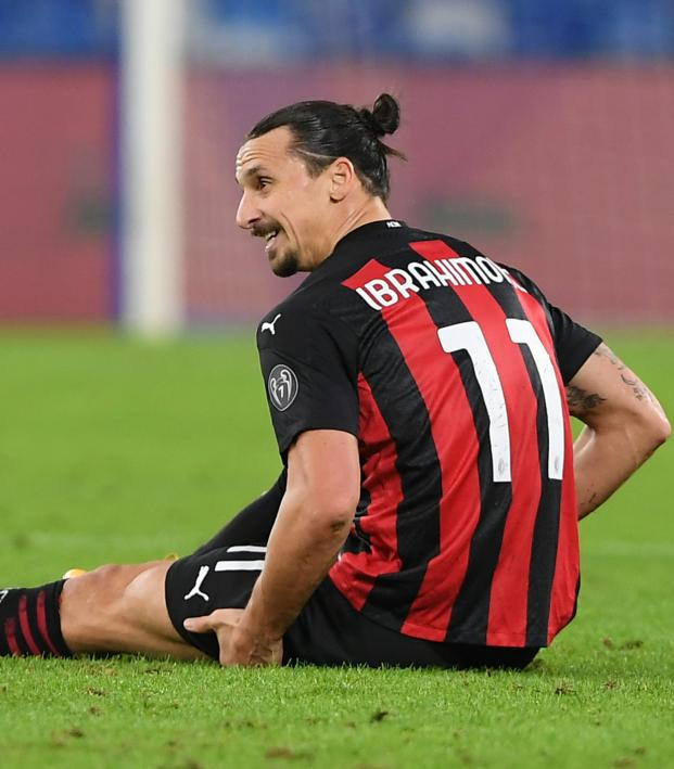 Zlatan Ibrahimovic injury update