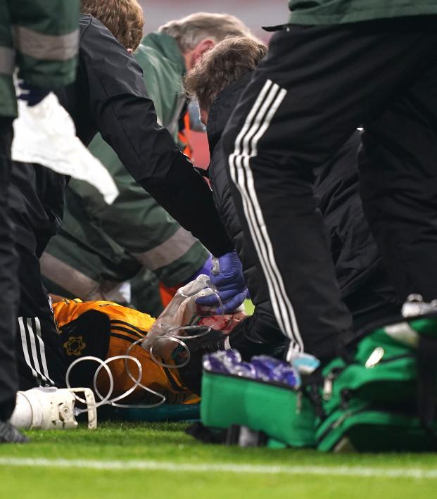 Raul Jimenez injury