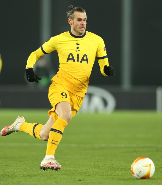 Gareth Bale Spurs goal
