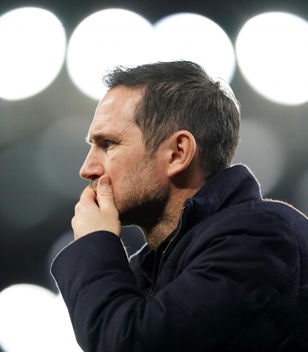 Frank Lampard fired