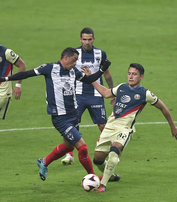 Club América y Monterrey