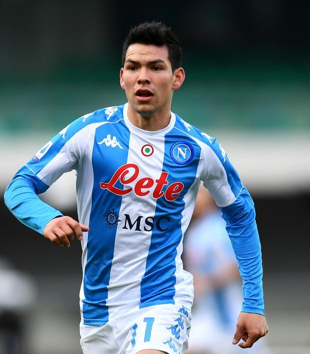 Fue Inútil, Pero El Chucky Lozano Convirtió El Gol Más Rápido En La Historia Del Napoli