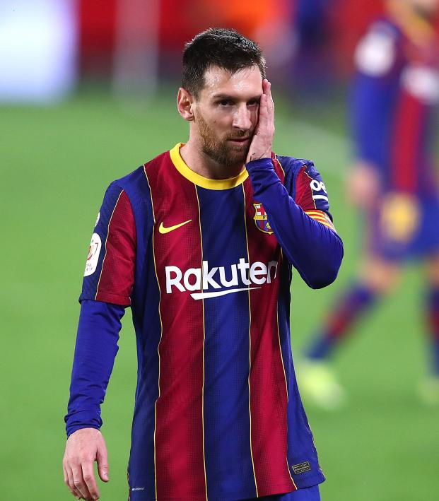 Barcelona vs Sevilla in the Copa del Rey