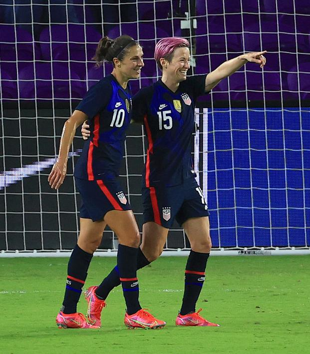 USWNT roster