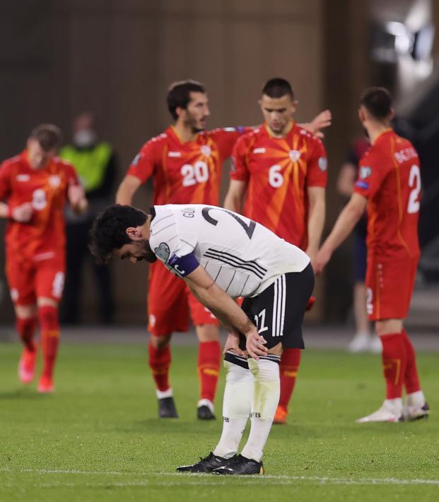 Alemania vs Macedonia del Norte