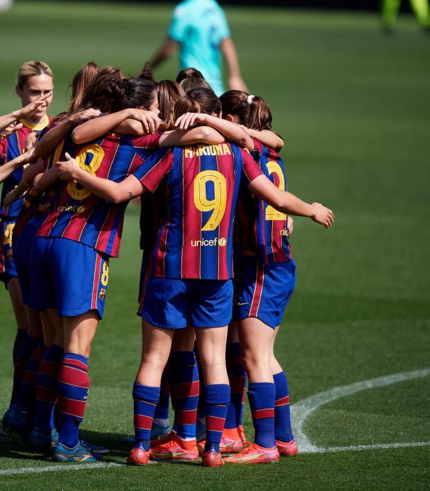 Barcelona vs Levante Femenil
