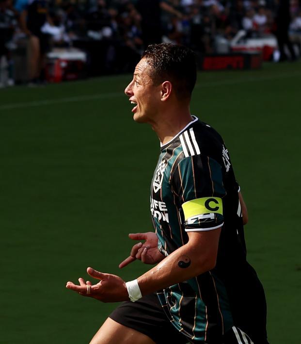Chicharito Jugador MLS De La Semana