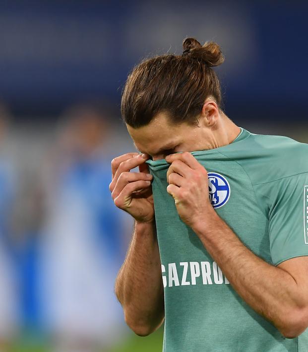 Descenso Schalke