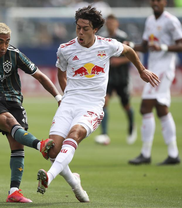 Caden Clark RB Leipzig transfer