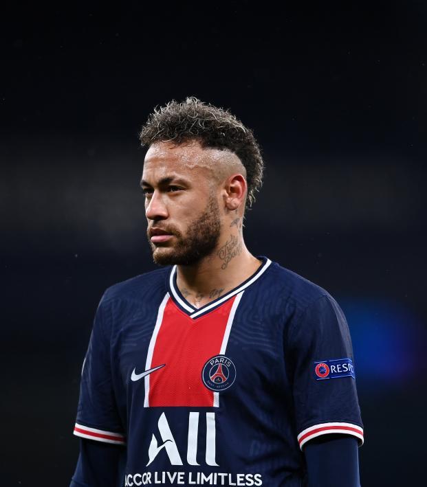 Neymar new contract salary PSG extension