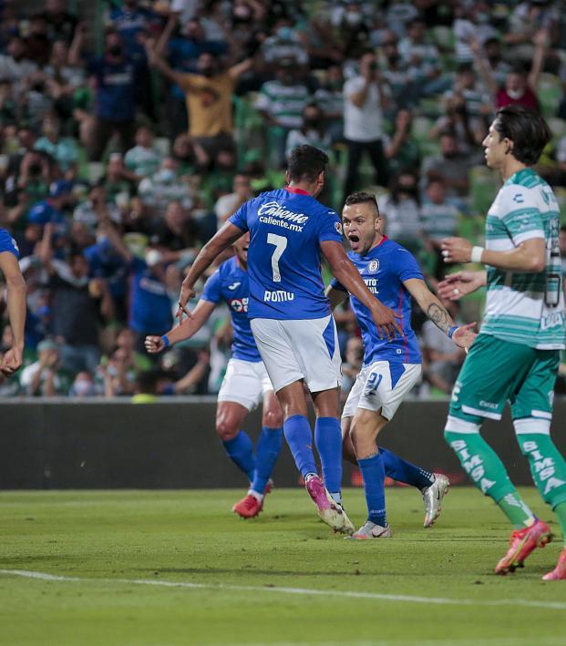 Resumen Santos Laguna vs Cruz Azul