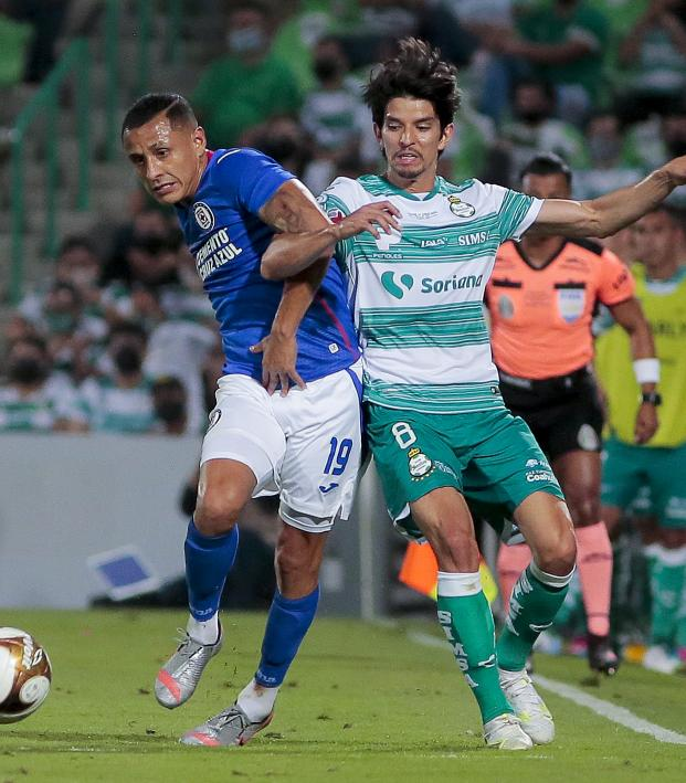 Predicción Cruz Azul vs Santos Laguna