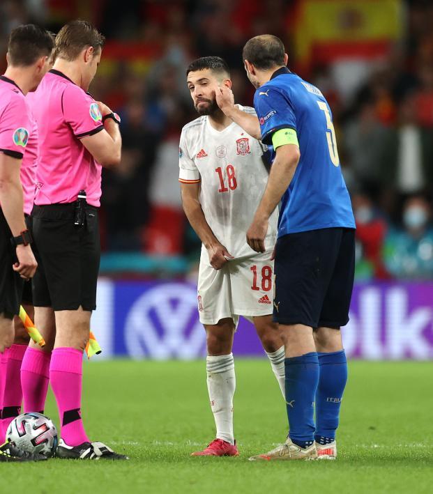 Resumen Italia vs España