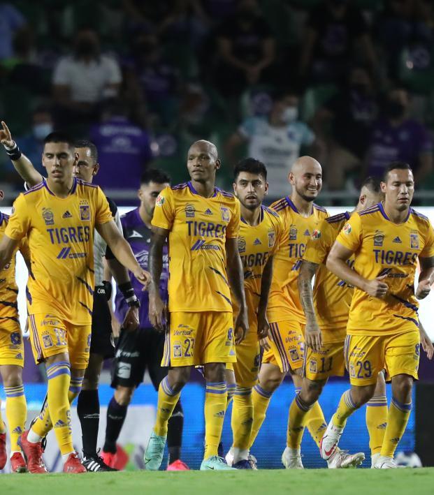 Lesionados Tigres vs Mazatlan