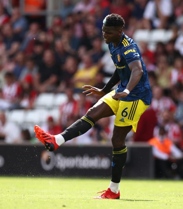 Paul Pogba assists