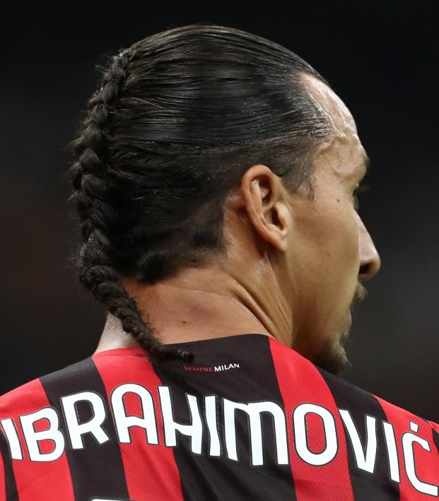 Zlatan Ibrahimovic 2021-22 goal