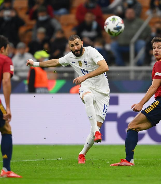 Resumen Francia vs España