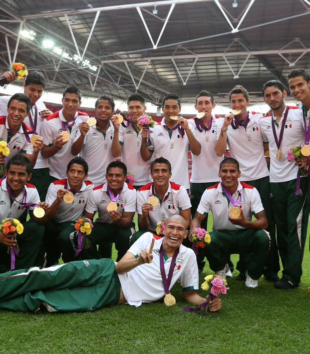 México Campeón Olímpico